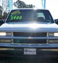 chevrolet c k 1500 series 1998 white pickup truck c1500 silverado gasoline v8 rear wheel drive automatic 27569