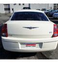 chrysler 300 2005 white sedan limited gasoline 6 cylinders rear wheel drive automatic 08812