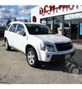 chevrolet equinox 2006 white suv lt gasoline 6 cylinders all whee drive automatic 07724