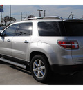 saturn outlook 2007 silver suv xr gasoline 6 cylinders front wheel drive automatic 77090