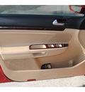 volkswagen jetta 2008 red sedan se gasoline 5 cylinders front wheel drive automatic 77090