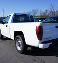 chevrolet colorado 2012 white work truck gasoline 4 cylinders 2 wheel drive automatic 27330
