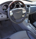 chrysler sebring 2008 black sedan limited gasoline 6 cylinders front wheel drive automatic 27330