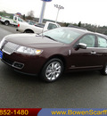 lincoln mkz hybrid 2012 maroon sedan hybrid 4 cylinders front wheel drive cont  variable trans  98032