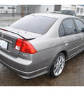 honda civic 2004 gray sedan ex gasoline 4 cylinders front wheel drive automatic 98632