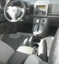 nissan sentra 2007 sedan grey gasoline 4 cylinders front wheel drive not specified 34731