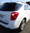 chevrolet equinox 2012 white lt flex fuel 4 cylinders all whee drive automatic 60007
