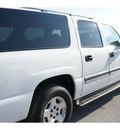 chevrolet suburban 2004 white suv 1500 ls flex fuel 8 cylinders rear wheel drive automatic 77388