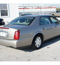 cadillac deville 2001 brown sedan gasoline 8 cylinders dohc front wheel drive automatic 77388
