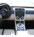 mazda cx 7 2007 burgundy suv gasoline 4 cylinders automatic 77037