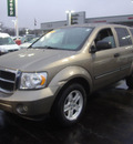 dodge durango 2007 tan suv slt gasoline 8 cylinders 4 wheel drive automatic 60443