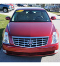 cadillac dts 2009 dk  red sedan luxury 5 passenger gasoline 8 cylinders front wheel drive automatic 33870