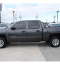 chevrolet silverado 1500 2011 gray lt flex fuel 8 cylinders 2 wheel drive automatic with overdrive 77090
