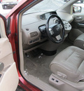 nissan quest 2004 red van gasoline 6 cylinders front wheel drive automatic 13502