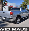 toyota tundra 2012 silver limited flex fuel 8 cylinders 4 wheel drive automatic 32771