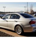 bmw 3 series 2009 silver sedan 335d diesel 6 cylinders rear wheel drive automatic 99352