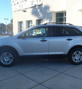 ford edge 2012 silver se gasoline 6 cylinders front wheel drive automatic 32401