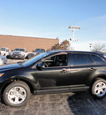 ford edge 2012 black sel gasoline 6 cylinders front wheel drive automatic with overdrive 60546