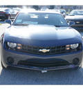 chevrolet camaro 2012 blue coupe ls gasoline 6 cylinders rear wheel drive automatic 77090