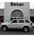 jeep grand cherokee 2008 silver suv limited gasoline 8 cylinders 4 wheel drive automatic with overdrive 08844