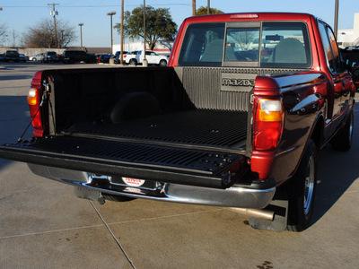 mazda truck 2003 red b3000 se flex fuel 6 cylinders rear wheel drive automatic 75228