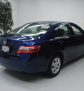 toyota camry 2009 dk  blue sedan le gasoline 4 cylinders front wheel drive automatic 91731