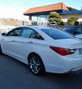 hyundai sonata 2012 white sedan se gasoline 4 cylinders front wheel drive automatic 94010