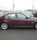 bmw 328i 2009 maroon sedan xdrive gasoline 6 cylinders all whee drive automatic 13502