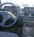 mitsubishi montero 1991 red suv rs gasoline v6 4 wheel drive automatic 80229