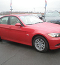 bmw 328xi 2007 red sedan gasoline 6 cylinders all whee drive automatic 13502