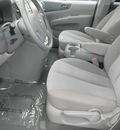 kia sedona 2011 gray van lx gasoline 6 cylinders front wheel drive automatic 34474