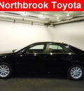 toyota camry 2010 black sedan xle 4 cylinders front wheel drive automatic 60062