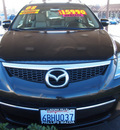 mazda cx 9 2008 brilliant black suv grand touring gasoline 6 cylinders front wheel drive automatic 92653