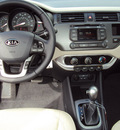 kia rio 2012 black sedan ex gasoline 4 cylinders front wheel drive automatic 32901