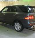 mercedes benz m class 2012 dk  gray suv ml350 4matic gasoline 6 cylinders all whee drive automatic 44883