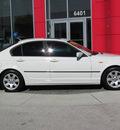 bmw 325i 2003 white sedan gasoline 6 cylinders rear wheel drive automatic 33884