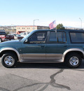 ford explorer 1997 green suv eddie bauer gasoline v8 all whee drive automatic with overdrive 80229