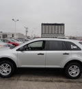 ford edge 2012 silver se gasoline 6 cylinders front wheel drive automatic with overdrive 60546