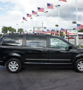 chrysler town and country 2010 black van touring gasoline 6 cylinders front wheel drive automatic 33021
