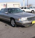 cadillac deville 1998 gold sedan gasoline v8 front wheel drive automatic 80229
