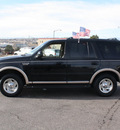 ford expedition 1998 black suv eddie bauer gasoline v8 4 wheel drive automatic with overdrive 80229
