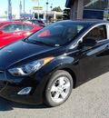 hyundai elantra 2012 black sedan gls gasoline 4 cylinders front wheel drive automatic 94010