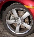 mazda rx 8 2006 red coupe shinka gasoline rotary rear wheel drive 6 speed manual 61832