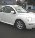 volkswagen beetle 2002 white coupe gls gasoline 4 cylinders front wheel drive automatic 13502