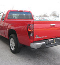 gmc canyon 2012 red pickup truck sle 1 gasoline 4 cylinders 2 wheel drive automatic 45840
