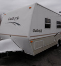 liteway outback 2003 white 25ft  14224