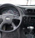chevrolet trailblazer 2009 gray suv lt gasoline 6 cylinders 4 wheel drive automatic 14224