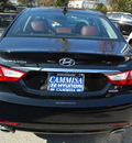 hyundai sonata 2012 black sedan limited 2 0t gasoline 4 cylinders front wheel drive automatic 94010
