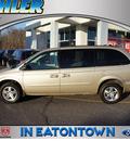 dodge grand caravan 2007 linen gold van sxt dvd gasoline 6 cylinders front wheel drive automatic 07724