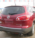buick enclave 2009 dk  red suv cx gasoline 6 cylinders all whee drive autostick 62863